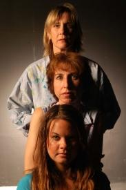 (Top to Bottom) Susan Sher, Pam Feldman, Tiffany James