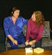 Bethany Brown, Yvonne Erickson (Baltimore production)