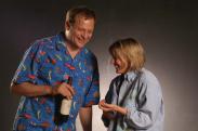 Rick Stover, Susan Sher