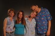 Pam Feldman, Tiffany James, Susan Sher, Rick Stover